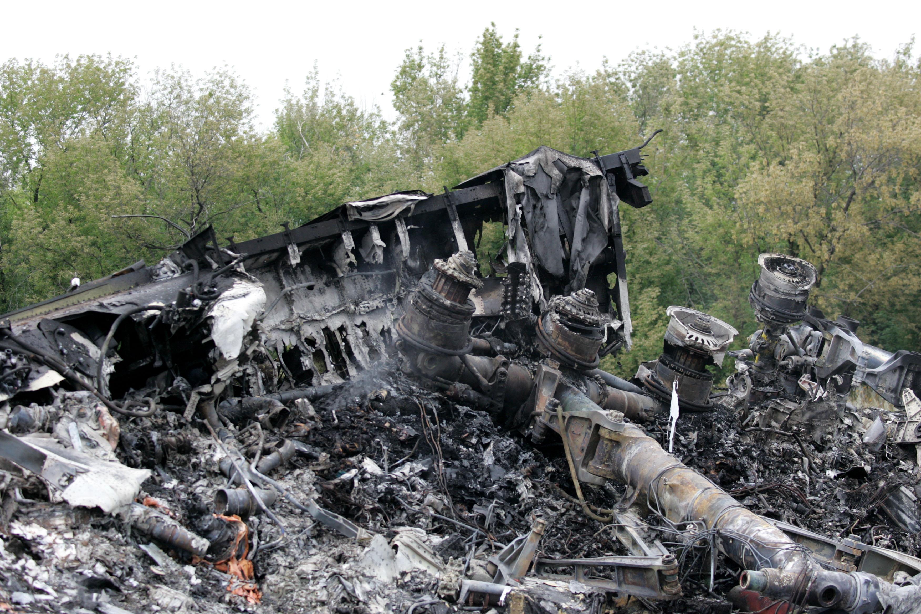 Нидерланды сняли ответственность с Киева за крушение MH17