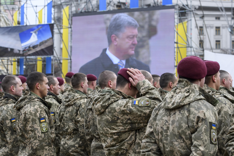 популярные фото украинских военных люди его