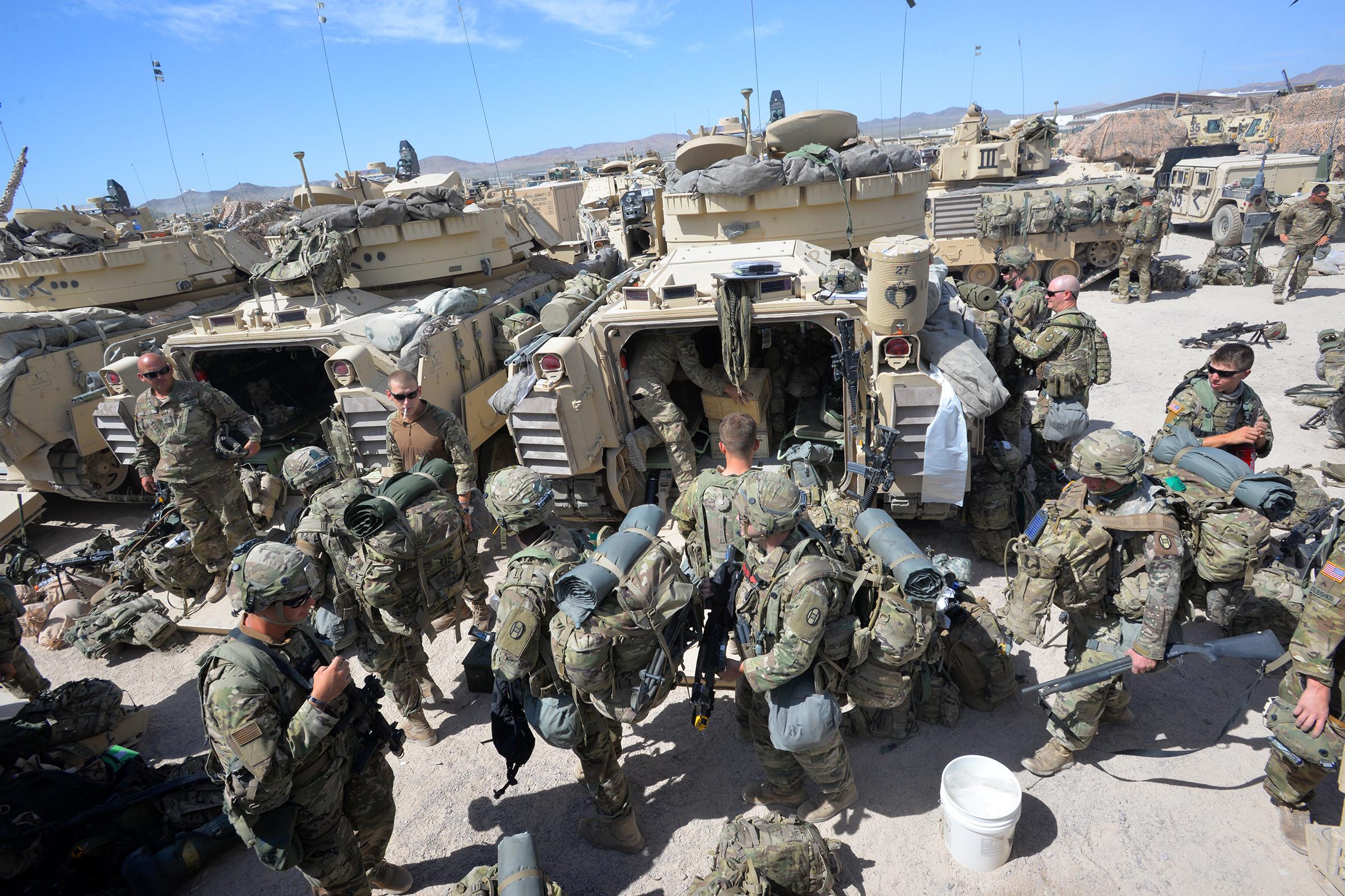 2020. Ситуация на Ближнем Востоке. Интересы Турции в Сирии и опасные манёвры Вашингтона