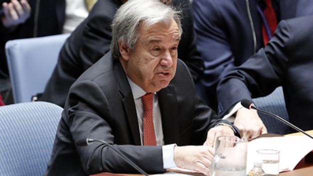 Генсек ООН не увидел противоречий между Россией и США по Сирии