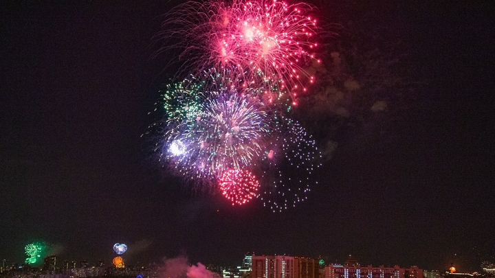 День города Краснодара 2021: какого числа, программа, салют