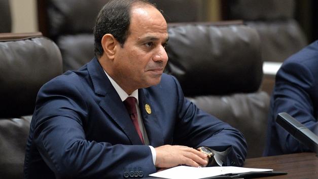 Президент Египта пригласил Путина навестить его страну