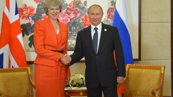 Будем сотрудничать: Мэй обрисовала будущее отношений Москвы и Лондона