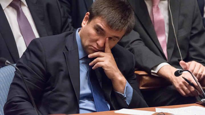 Климкин объяснил украинцам, в чем уникальность его встречи с Лавровым
