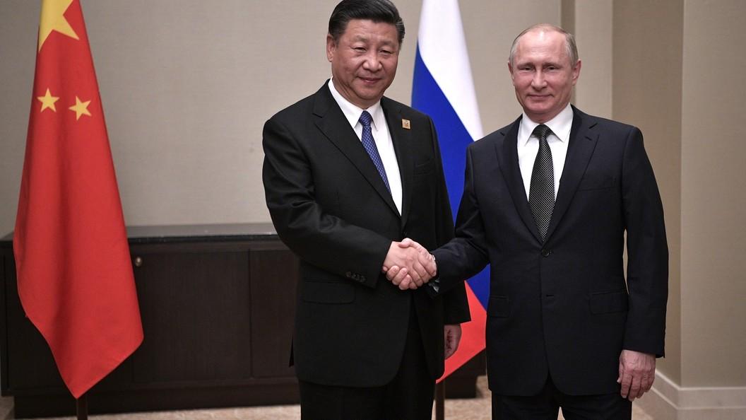 СиЦзиньпин обозначил ценность отношений сПутиным