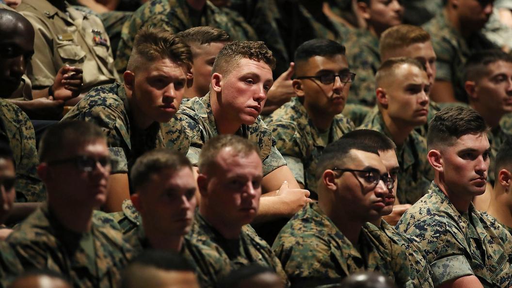 ЧП на военных учениях в США: Госпитализировано 15 морских пехотинцев