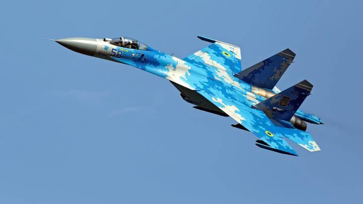 Украинский ас на Су-27 не дотянул до маневренности русских пилотов