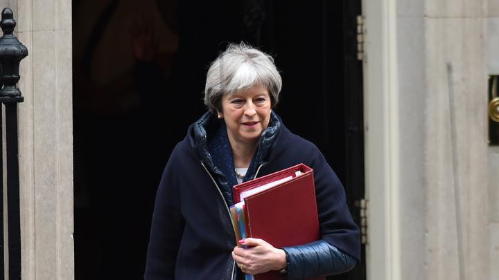 Вещество произведено в России: Британский премьер выступила с обвинениями по делу Скрипаля