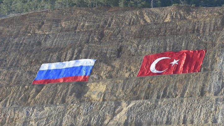 Россия и Турция разошлись во мнениях из-за фундамента АЭС Аккую