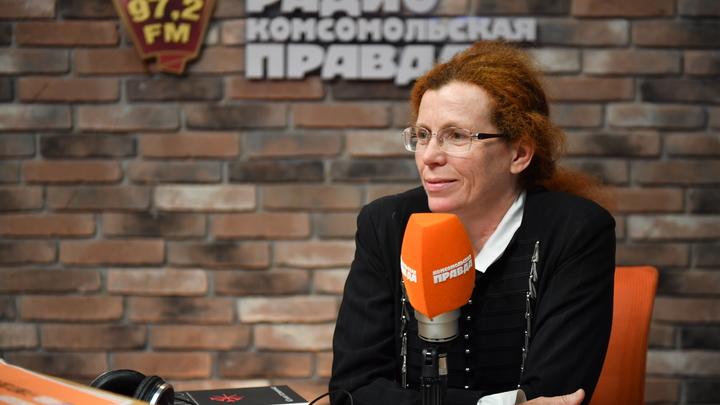 Вброс о теракте в Магнитогорске - дело рук силовиков, заявила Юлия Латынина