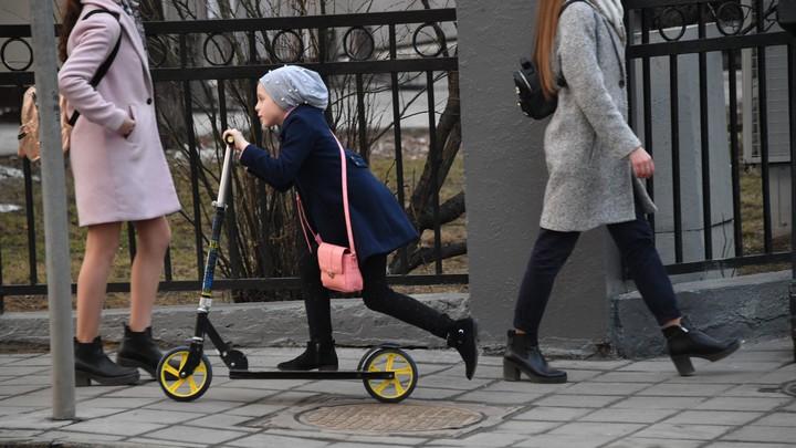 В Челябинске девочка выдумала о нападении на нее мужчины с ножом