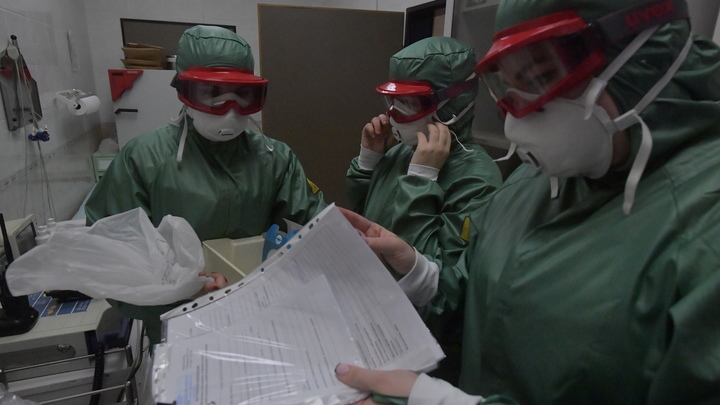 Объявлена пандемия коронавируса. Русские врачи спасают людей, а лжецы собирают пиар на горячей теме