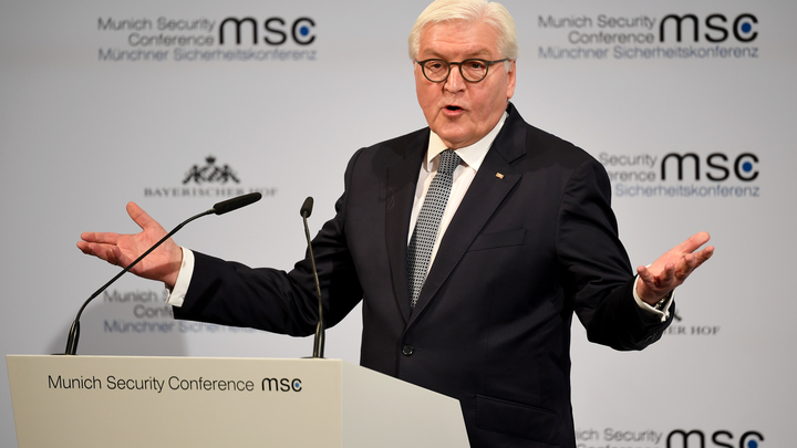 Необходимо обдумать будущие отношения с Россией: президент Германии обрисовал перспективы