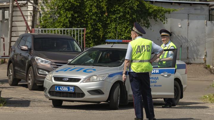 На дорогах Самарской области за три дня поймали 3100 нарушителей