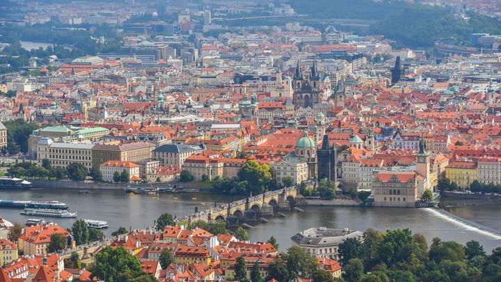 Посольство России хотят ужать: Власти Праги выступили против оккупации Стромовки