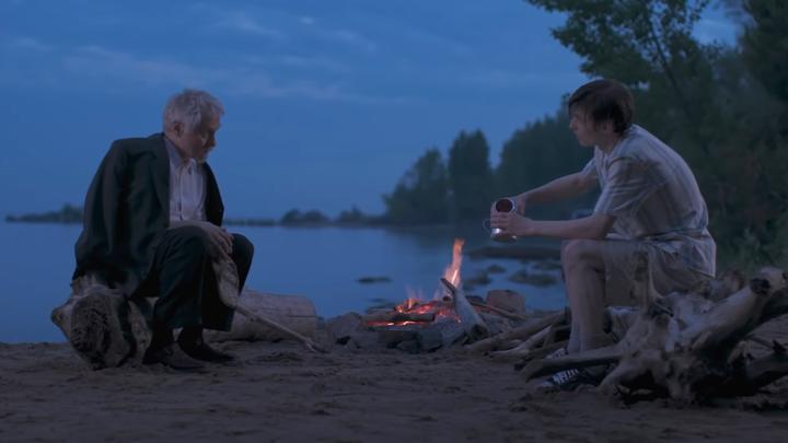 В Новосибирске показали фильм, снятый по главе из повести братьев Стругацких