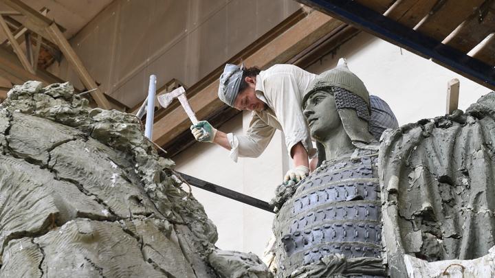 На Чудском озере откроют памятник Александру Невскому
