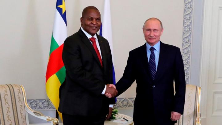ЦАР: Русский мир в центре Африки