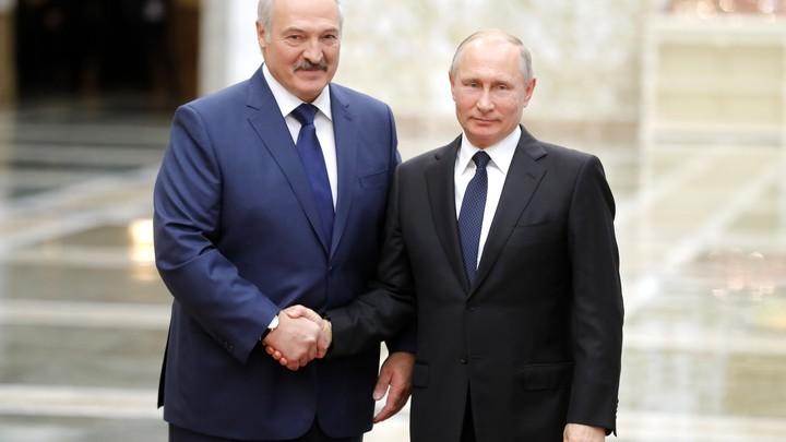 Перед встречей с Путиным Лукашенко отозвался о России самыми ангельскими словами