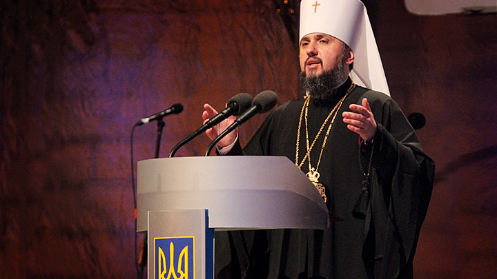 Лжецерковь меньшинства: Украинские ряженые попались на очередной лжи