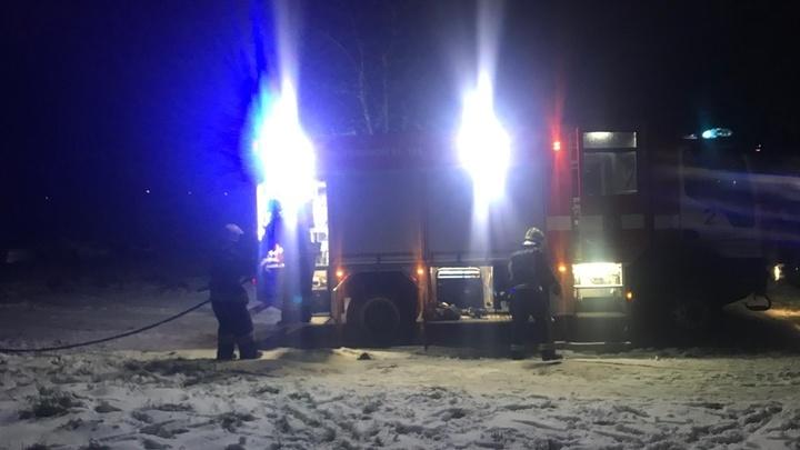 Владимирский Следком проводит проверку гибели трех мужчин на пожаре