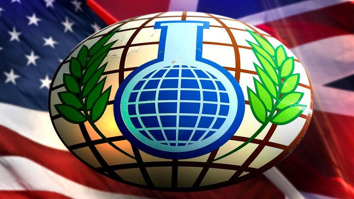 США и Британия придумали способ найти химоружие у России и Сирии