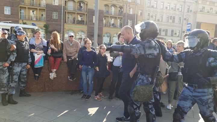Мирный протест стоилМоскве 100 млн рублей: в суд поданы первые иски о порче имущества