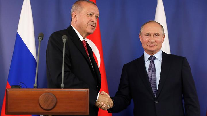 Встреча Путина и Эрдогана глазами западного журналиста