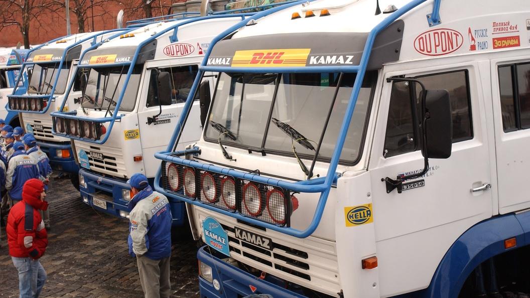 В 2018 году КАМАЗ испытает собственные беспилотные грузовики