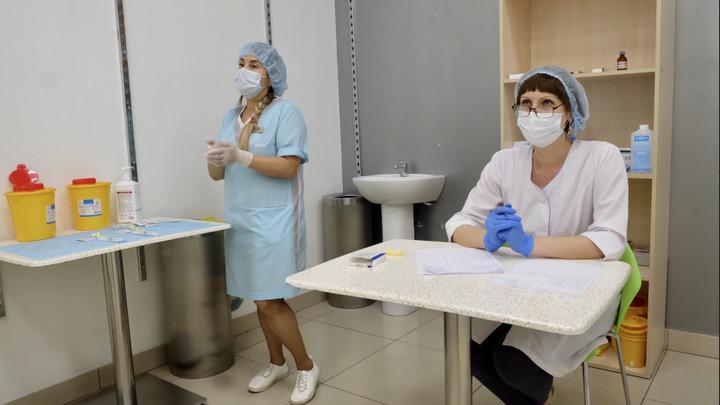 Новосибирские власти договорились с ТРЦ Аура о продлении работы пункта вакцинации