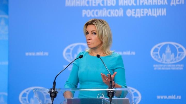 Захарова предупредила: Действия Facebook и Google приобретают особый характер