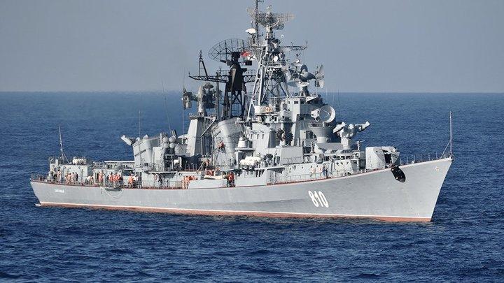 Российские военные испытали глубинные бомбы в Средиземноморье – видео