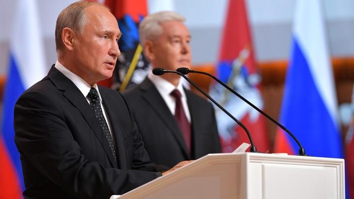 «Президента Путина мы знаем по его делам, он вернул России веру в себя» - Малофеев