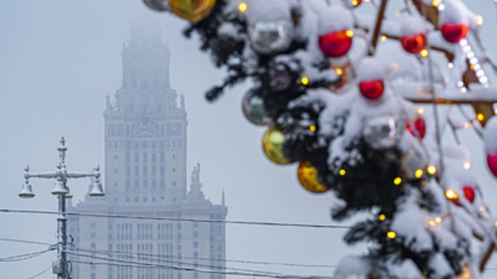 Москве разрешили Новый год. Но только частично