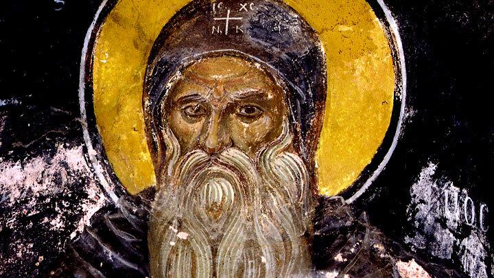 Преподобный Памва Пустынник. Православный календарь на 31 июля