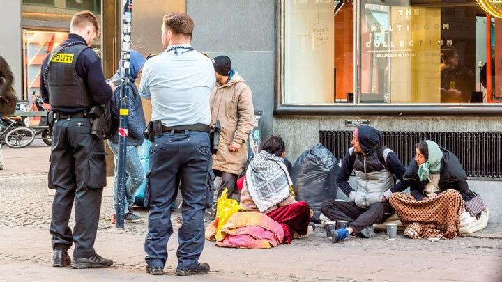 Дания меняет миграционную политику
