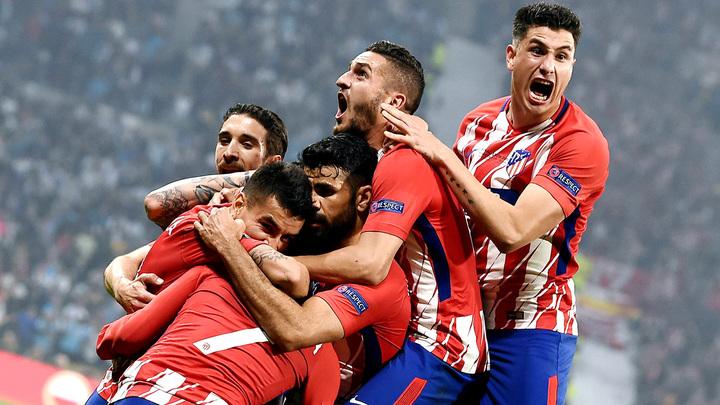 Атлетико - победитель Лиги Европы-2018 без шансов для Марселя