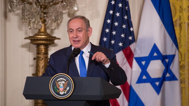 Нетаньяху выразил недовольство из-за соглашения о перемирии в Сирии