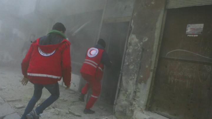 Боевики обстреляли госпиталь под Дамаском: Жертвами второго обстрела стали 10 человек
