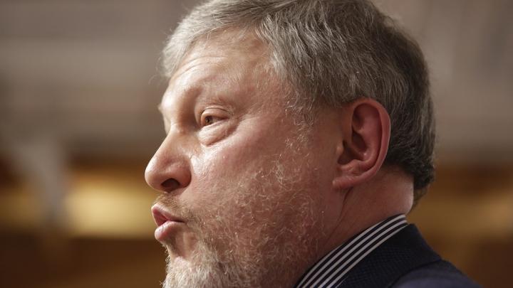Явлинский пожаловался на дискомфорт после разгерметизации самолета