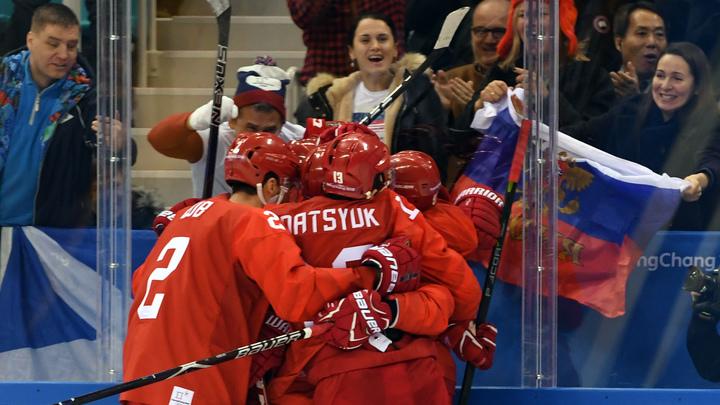 Протест, которого все ждали: Триумф российских хоккеистов на Олимпиаде затмил санкции Запада
