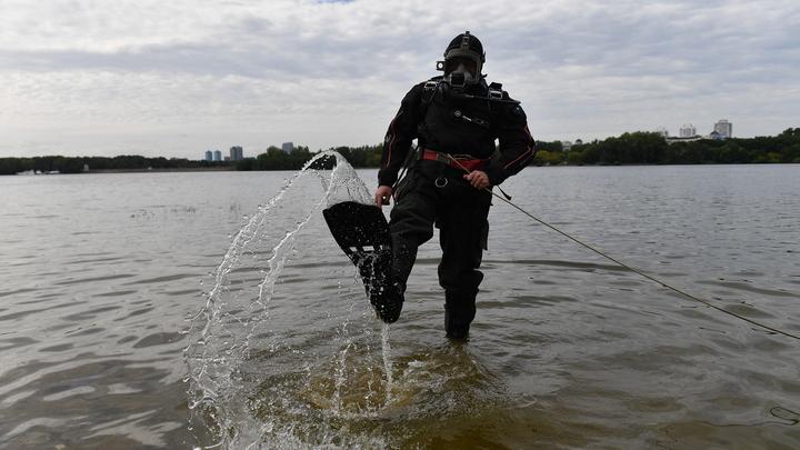 Водолазы нашли тело: В реке Иня утонул ребёнок