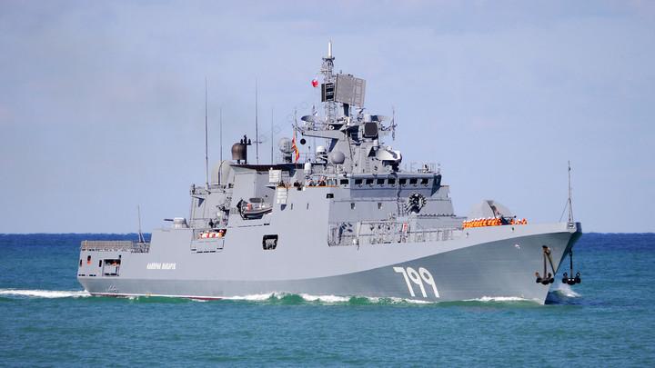 Пекло Северного флота: Сверхзвуковые ракеты уничтожили цели под прикрытием ПВО