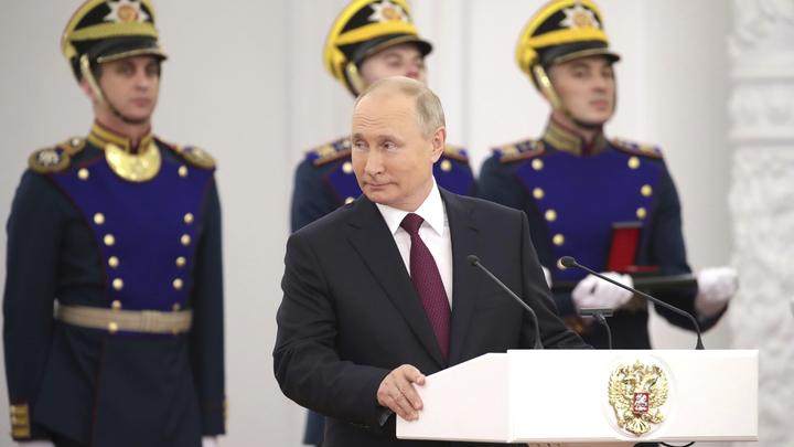 NBC опубликовал новый фрагмент интервью с Путиным: Главное