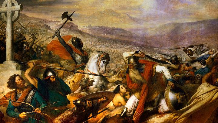 Один день в истории: 1285 лет назад произошла битва при Пуатье