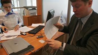 Рынок российских акций показывает умеренный рост