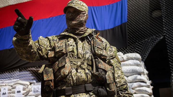 Комбат армии ДНР Длинный: Мы обязательно вернемся в Славянск