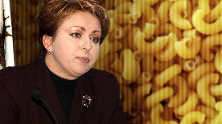 Слабоумие или отвага? Как министр Соколова «села» в продуктовую корзину