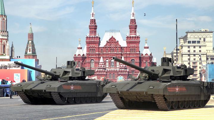 Русская дубинка для НАТО