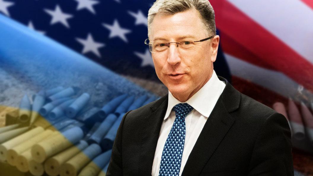 США подталкивают Украину к продолжению войны в Донбассе
